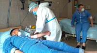 Vacuna de Rusia siendo probada en voluntarios.