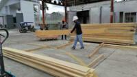 fabrican féretros de madera de la tala ilegal
