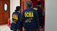 La Ocma propuso la destitución de cuatro jueces por cometer falta graves