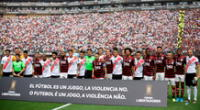 River y Flamengo protagonizaron la primera final única de la Copa Libertadores.