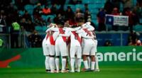 Selección peruana enfrenta a Paraguay en la fecha 1.
