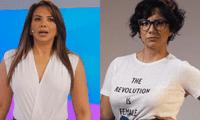 Mónica Cabrejos aseguró no estar de acuerdo con las afirmaciones de Mayra Couto sobre la maternidad, pero no dudó en defenderla de las críticas.