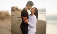 Demi Lovato se comprometió con su novio Max Erich y lo anunció en Instagram