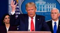 Donald Trump se ofrece como voluntario para probar la vacuna contra el covid-19