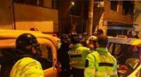 Condenan a 14 personas que asistieron a una fiesta chicha en San Juan de Miraflores