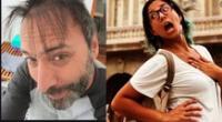 """Carlos Galdós respalda a Mayra Couto: """"Que te guste el ceviche no define cuánto amas al Perú"""""""