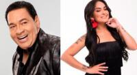 """Tito Nieves elogió la ayuda social brindada por Daniela Darcourt, y aseguró que fue """"una bendición"""" colaborar con ella."""