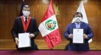 La Corte Superior de Lima crea el Registro Distrital de Casillas Electrónicas Institucionales