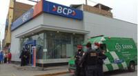 Dictan ocho meses de prisión contra la  banda de asaltantes del  banco de Crédito