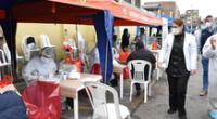 Pruebas rápidas en mercados de siete distritos del Callao