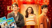 El stand de los besos 2 disponible en Netflix.