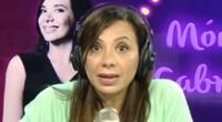 Mónica Cabrejos condujo su último programa en Radio Capital, y se refirió a sobre su inesperado cierre.