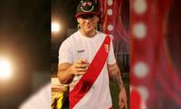 El chileno Pancho Rodríguez recordó que ya lleva 6 años viviendo en Perú, y se mostró agradecido al cantar para festejar el 28 de julio.