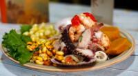 Tres historias de superación: empresarios encontraron el éxito en platos marinos.