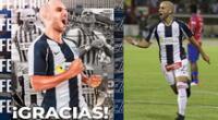 Alianza Lima anuncia salida de Federico Rodríguez.