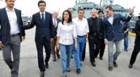 Fiscal acusa a Nadine Heredia de ser la líder de una organización criminal