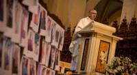 En video, el arzobispo recuerda a quienes ya no están entre nosotros y a los que aún siguen en pie batallando contra esta enfermedad.