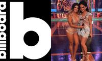 Billboard recomendó a Daniela Darcourt y Yahaira Plasencia en una lista de peruanos que debes conocer junto a Leslie Shaw, Mayra Goñi, Isabela Merced, entre otros.