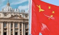 El hecho se registró meses antes de las  negociaciones que China y el vaticano iban a tener sobre la designación de obispos.