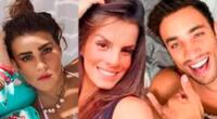 La modelo Macarena Vélez habría puesto punto final a su amistad con Alejandra Baigorria.