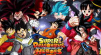 Super Dragon Ball Heroes, nuevo anime spin-off.