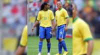 Las confesiones de Zé Roberto sobre Ronaldo y Ronaldinho.