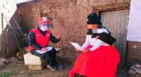 Como parte de las acciones de prevención, se difundieron mensanes o relatos educativos en lenguas andinas y amazonas gracias a diversas alianzas con medios locales y radios comunitarias.