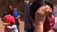 Madre de familia denuncia que policías le exigieron plata a cambio de no quitarle sus hijos