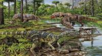 Los dinosaurios más conocidos aparecieron en este período.