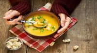 Combate  el frío con buena alimentación.