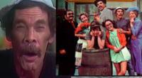 Parientes de Ramón Valdés se pronuncian tras salida del aire de las series de Chespirito