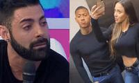 """Sebastián Lizarzaburu se mostró indignado por el ataque que sufrió y aseguró que Ray Sandoval y Andrea Miranda son """"enfermitos de celos""""."""