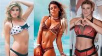 Macarena Vélez y su drástico cambio físico.