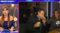 Magaly Medina critica show de Rústica con público en plena crisis sanitaria