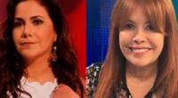 Andrea Llosa lidera en el rating y le gana a Magaly Medina