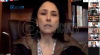 El Poder Judicial decidirá el viernes si ordena la prisión preventiva contra Nadine Heredia