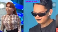 Magaly Medina llama 'rajón' a Kunno por decir que no quería estar en EEG