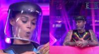EEG: Angie Arizaga se incomodó al competir junto a Jota Benz