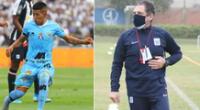 Mario Salas debutará en la Liga 1 2020 con Alianza Lima.