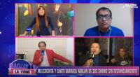 Chato Barraza y Melcochita se disculpan por show en Rústica ante crisis sanitaria