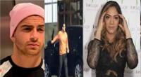 Isabel Acevedo negó que se haya besado con su 'amigo'.