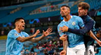 Manchester City a cuartos de final.
