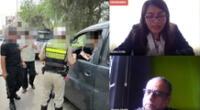 Tres choferes que transporte público fueron condenados por intentar sobornar a los policías de tránsito