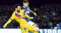 Barcelona vs. Napoli: Disfruta de la Champions League por El Popular.