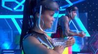 Angie Arizaga emociona a Jota Benz en el desafío 'Miradas' de EEG