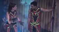 Alejandra Baigorria y Said Palao tiene su primera pelea durante competencia