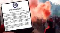 Comando Sur se pronunció por los disturbios en el Estadio Nacional