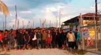 Indígenas exigen que el Gobierno Regional una reunión de acuerdos.