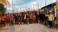 Crisis en Loreto por falta de apoyo en los pobladores Awajún