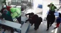 Los delincuentes usaban mascarillas para no ser identificados.